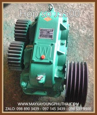Hộp số JS500 giá rẻ