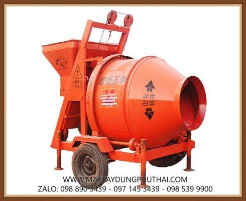 Máy trộn tự do JZM350 công suất 10 - 15m3/h