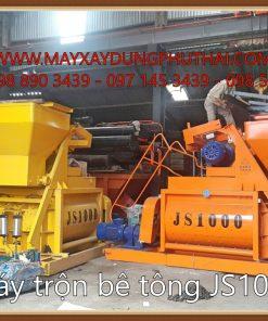 Máy trộn cưỡng bức JS1000