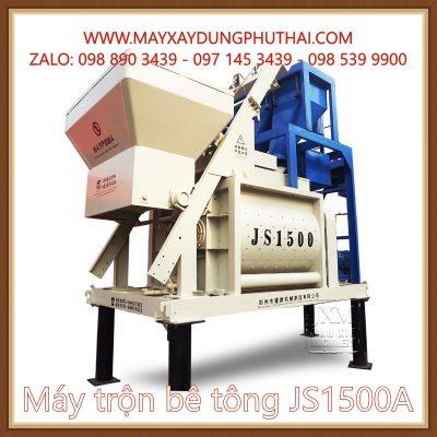 Máy trộn bê tông JS1500A giá rẻ