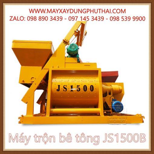 Máy trộn bê tông JS1500
