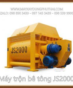 Cối trộn bê tông JS2000