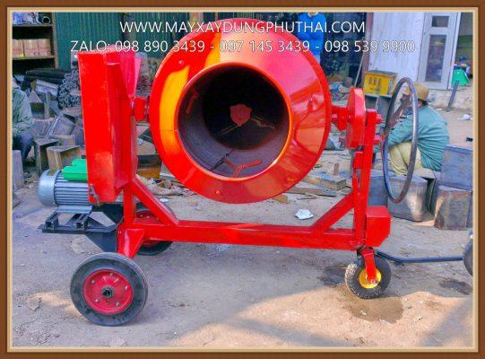 Máy trộn 1 bao lắp động cơ 2.2KW - 220V