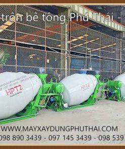 Bồn trộn bê tông HPT2
