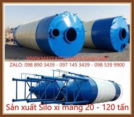 San Xuat Silo Xi Mang