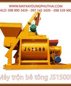 Máy trộn bê tông JS1500B