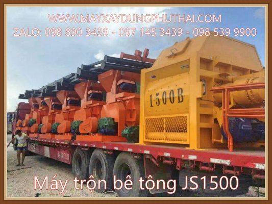 Máy trộn JS1500B