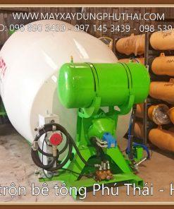 Bán bồn trộn bê tông 4m3 (HPT4)