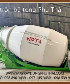 Bồn trộn bê tông 4m3 (HPT4)