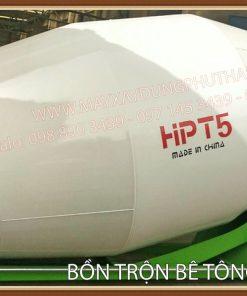 Bồn trộn bê tông HPT5