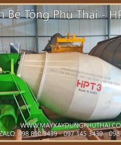Giá Bồn trộn bê tông 3m3 (HPT3)