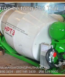 Bồn trộn bê tông HPT3