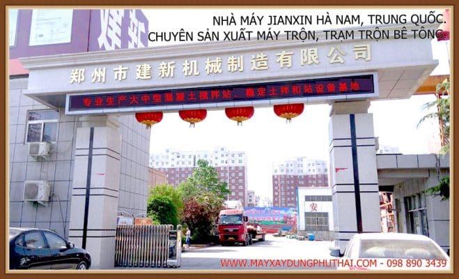 Máy trộn JS500 Jianxin