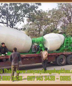 Nhập khẩu bồn trộn HPT5