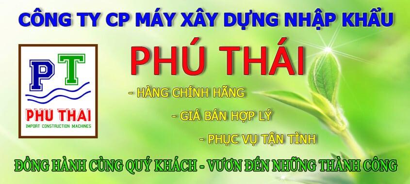 Máy Xây Dựng Phú Thái